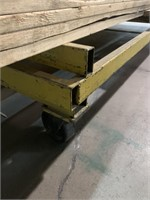 Large Welded Steel Roller Rack System