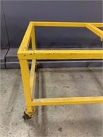 HD Welded Steel Rolling Cart