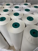 Bulk Lot of Paper Rolls with Dispensers
