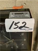 Amano EX6000 Employee Time Clock