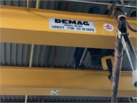 DEMAG Double Girder Overhead Crane