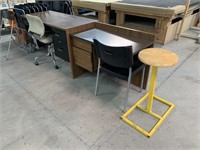 Misc Plant Office Furniture