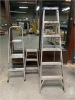 Three Misc Ladders