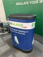 Pair of Portable Commercial Trade Show Displays