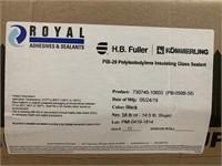 (4) Boxes of 58LB PIB 29 Slugs Sealant