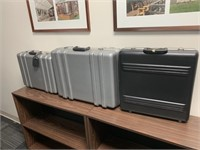 Group of HD Sample Cases