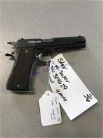 Star - 9 MM hand gun