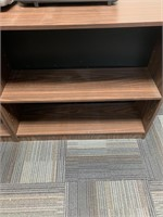 Pair of Small Bookshelves