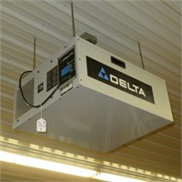 Delta Ceiling Dust collector w/ remote