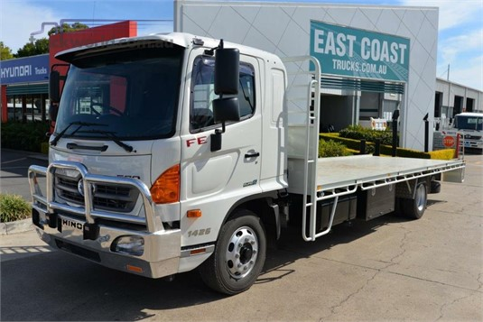2015 Hino other East Coast Truck and Bus Sales - Trucks for Sale