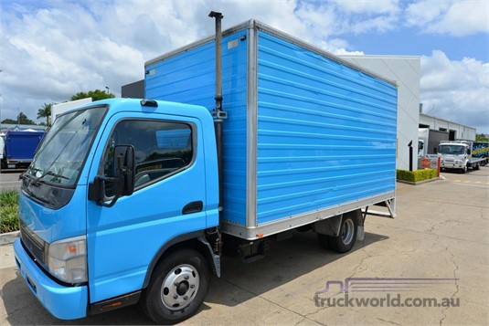 2007 Fuso Canter East Coast Truck and Bus Sales - Trucks for Sale