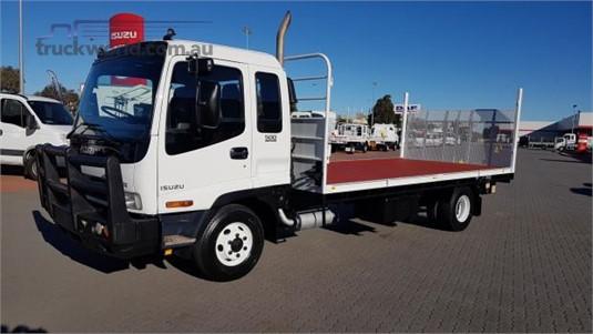2002 Isuzu FRR 500 - Trucks for Sale