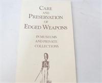 CASE Made Commemorative WWII Dagger