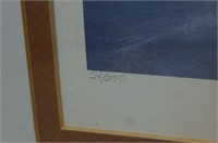 Zella Strickland limited edition lithograph 24/250