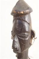 Early 20th Century Congo - Yaka Slit Gong