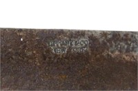 19th c. Tiffany & Co. N.Y. Bowie knife & Sheath