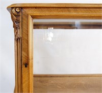 Antique French Louis XV Style Custom Cabinet