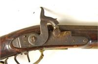 Antique Kentucky rifle ca. 1780
