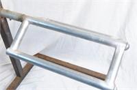 Three- Saddle Rack - Steel Construction