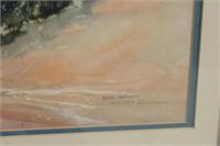 David Nichols limited edition Lithograph 430/1950