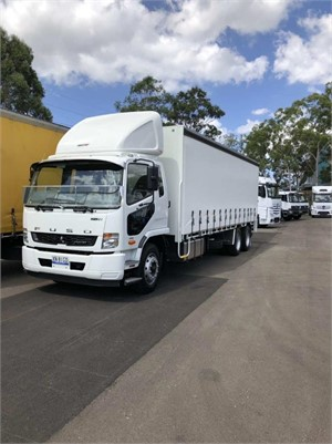 2019 Mitsubishi Fighter 2427 - Trucks for Sale
