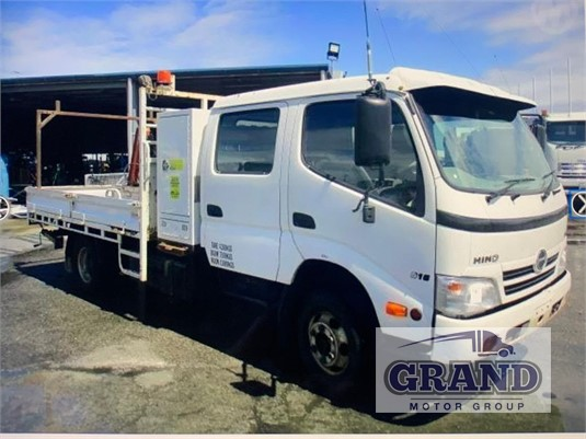 2011 Hino 300 816 Grand Motor Group - Trucks for Sale