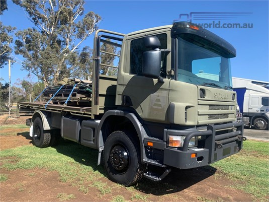 2002 Scania other - Trucks for Sale