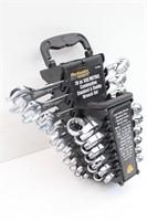 MECHANICS 30Pc SAE/METRIC Combination Wrenches