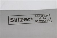 SLITZER ROSTFREI Stainless Steel Cleaver in Box