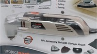 Oscillating Multi Tool and Accessory Set, 2.0 AMP