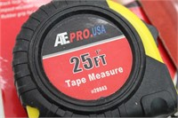ATE PRO USA Specialty Items- New in Pkgs