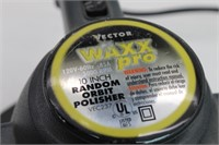 "VECTOR WAXX Pro 10"" Random Orbit Polisher"