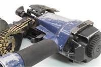CENTRAL PNEUMATIC Coil Roofing Nailer in Case