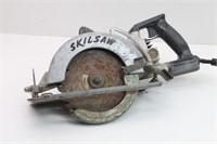 "SKILSAW 7-1/4"" Saw, Model 77, 13 AMPS"