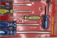 ARE PRO USA 10Pc Screwdriver Set with Clear Handle