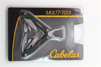 New Cabela's Muti-Tool w Nylon Sheath