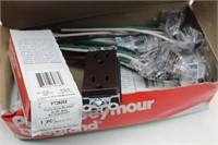 Pass & Seymour Inc. PlugTail Duplex Receptacle
