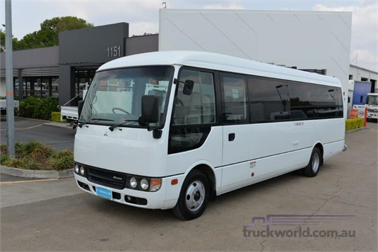 2013 Fuso Rosa Deluxe East Coast Truck and Bus Sales - Buses for Sale