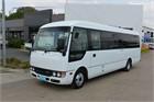 2013 Mitsubishi Rosa Deluxe Charter Bus