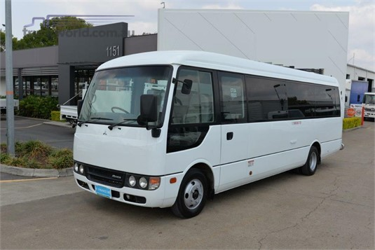2013 Mitsubishi Rosa Deluxe East Coast Truck and Bus Sales - Buses for Sale