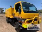 1996 Mitsubishi Canter 4x4 Fire Truck