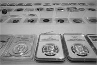 Gold Silver Bullion Currency Estate Finds Online Auction