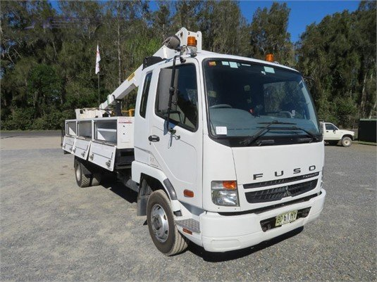 2009 Fuso Fighter 6 - Trucks for Sale