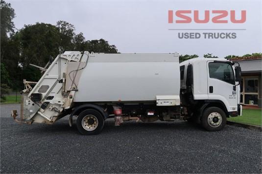 2011 Isuzu FSR 850 Auto Used Isuzu Trucks - Trucks for Sale