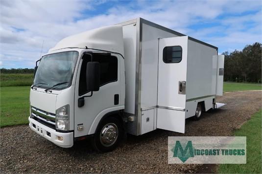 2011 Isuzu NQR 450 Long Midcoast Trucks - Trucks for Sale