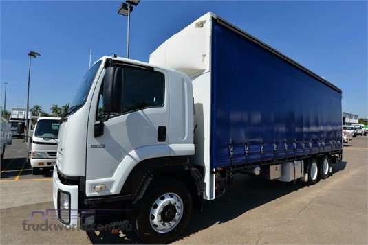 2009 Isuzu FVL 1400 - Trucks for Sale