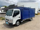 2015 Mitsubishi Canter Tautliner / Curtainsider