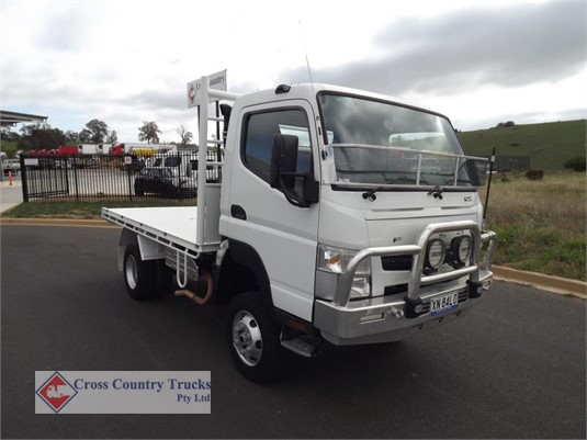 2017 Fuso other Cross Country Trucks Pty Ltd - Trucks for Sale