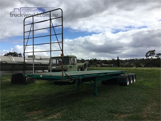 2012 Krueger A TRAILER SKEL - Trailers for Sale