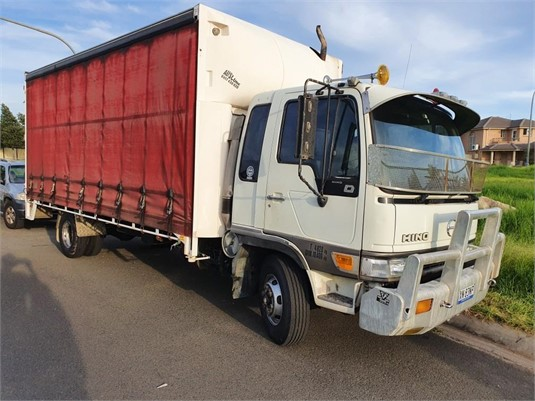 1998 Hino FD - Trucks for Sale